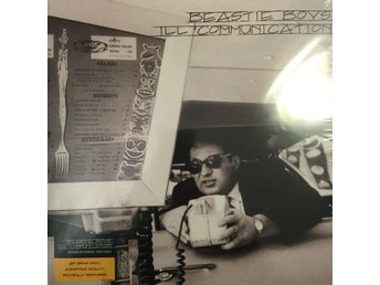 BEASTIE BOYS - ILL COMMUNICATION 2-LP 180G GATEFOLD NY