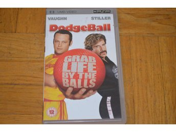 Dodgeball ( Ben Stiller ) UMD Video för PlayStation Portable PSP