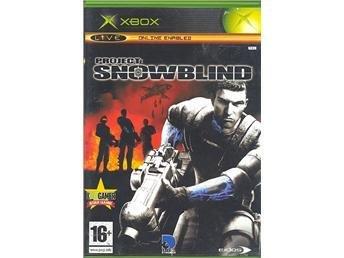 Project: Snowblind - Xbox - Varberg - Project: Snowblind - Xbox - Varberg