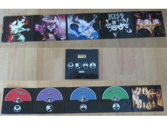 Kiss DVD CD Ljudbok