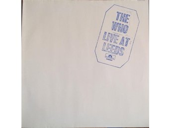 The Who LP Live At Leeds