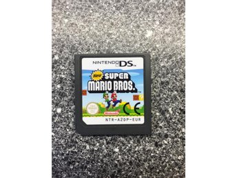 New Super Mario Bros , Nintendo DS