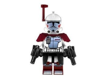 Lego - Star Wars - Figurer - ARC Elite Clone Trooper Dubbla vapen 9488 NY - Uddevalla - Lego - Star Wars - Figurer - ARC Elite Clone Trooper Dubbla vapen 9488 NY - Uddevalla