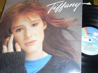LP Tiffany - same VINYL EX-!
