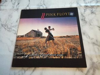 Pink Floyd - A Collection of Great Dance songs  LP!