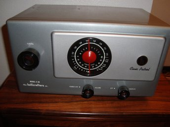 Hallicrafters S-95 152-173 MHz FM