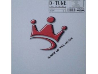"D-Tune title* Kingz Of The Music* Trance, Hard Trance 12"" Germany"
