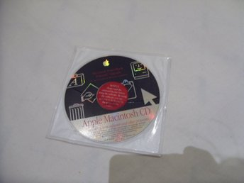 Macintosh Powerbook 500 Series PowerPC Upgrade CD ROM Mac OS 7.5.2 Apple