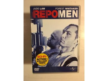 Repo men/Jude Law/Forest Whitaker