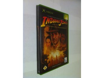 Xbox: Indiana Jones and the Emperor's Tomb