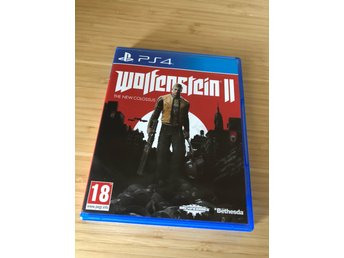 Wolfenstein 2 Shadow of the Colossus
