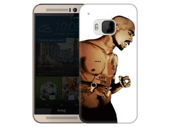 HTC One M9 Skal Tupac