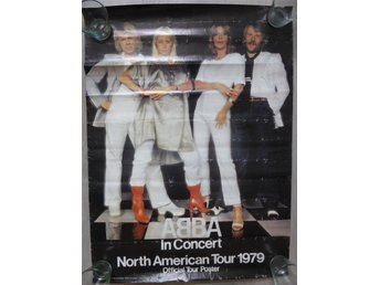 Big rolled Abba Poster -13-
