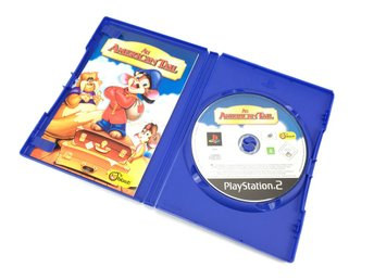 PS2 An American Tail Playstation 2 Spel