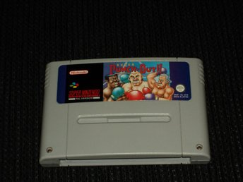 SNES Super Punch Out SCN
