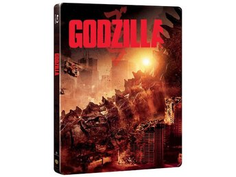 Godzilla (2014) (3D+Bluray) - SteelBook (Beg)