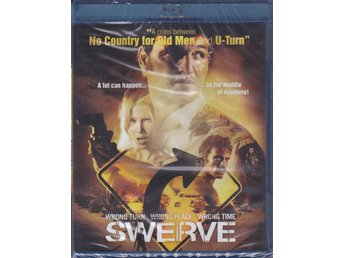 SWERVE-JASON CLARKE-EMMA BOOTH-SVENSK TEXT-NY OCH INPLASTAD BLURAY-DISC.