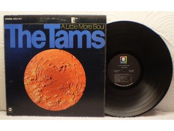 TAMS - A LITTLE MORE SOUL - US 1968