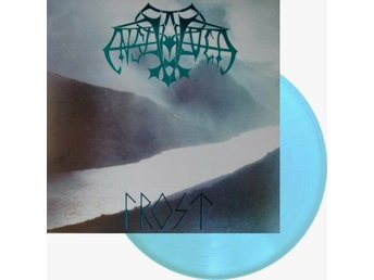 Enslaved -Frost LP blue clear vinyl ltd 500 gatefold cover