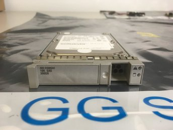 Cisco A03-D300GA2 300GB 10K SAS SFF