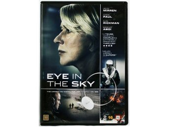 Eye in the sky. Brittisk DVD-film från 2015.