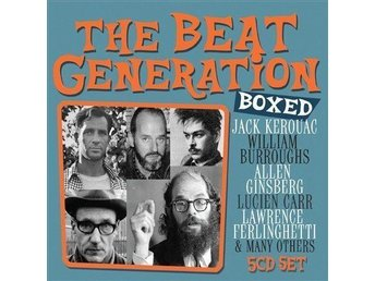 Beat Generation Boxed - CDx5 NY - FRI FRAKT