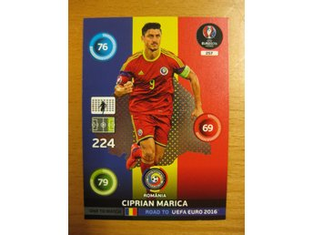 ONE TO WATCH - CIPRIAN MARICA - ROAD TO UEFA EURO 2016 FRANCE