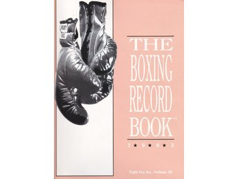 The boxing record book 2003 (volume 20)