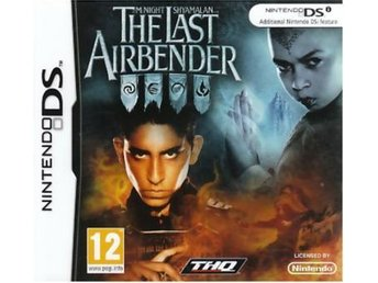 DS-The Last Airbender NDS