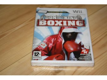 DON KING BOXING WII/WIIU  NYTT