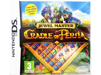 NINTENDO DS - Jewel Master; Cradle of Persia