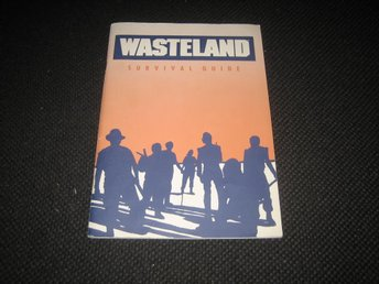 Wasteland Survival Guide Cluebook (till Wasteland 1)