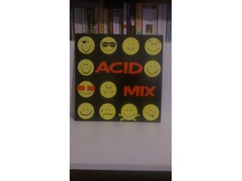 Acid Mix, vinyl LP