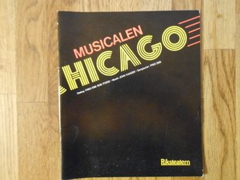 Program musicalen Chicago