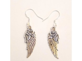 Vinge örhängen / Wing earrings