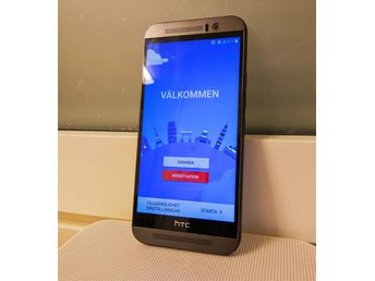 HTC One M9 32GB Olåst