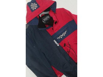 Swix skidbyxa och Cross Country anorak BARN (stlk 140 / 9-10 år)
