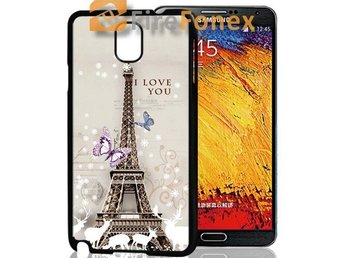 Galaxy Note III/Eiffeltornet/3D mobilskal/mobilskydd - Solna - Galaxy Note III/Eiffeltornet/3D mobilskal/mobilskydd - Solna