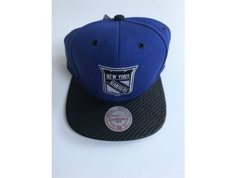 New York Rangers - Mitchell & Ness - keps (NY)