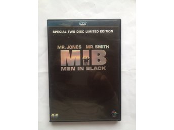 DVD - Men In Black