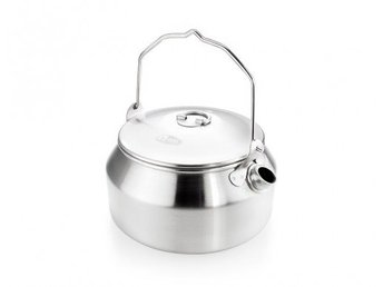 GSI OUTDOORS GLACIER STEINLESS TEA KETTLE   Rek butiskpris: 299 kr