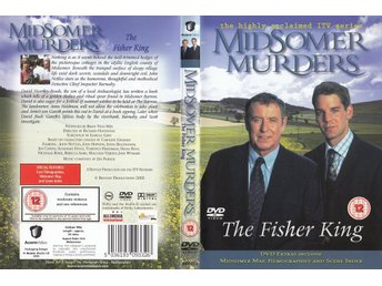 Midsomer Murders The Fisher King 2003 DVD