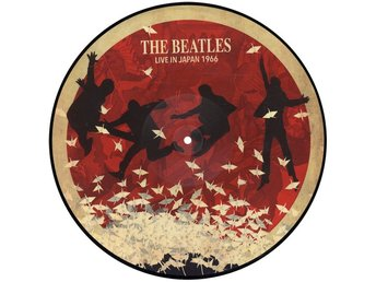 Beatles: Live in Japan 1966 (Picturedisc) (Vinyl LP)