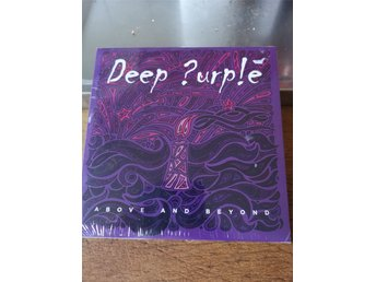Deep purple above and beyond limetid 1275/2000 lila vinyl