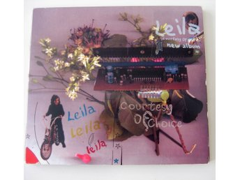 Leila – Courtesy Of Choice  / (Björk) / RARE