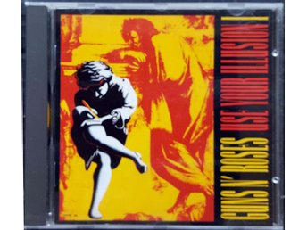 GUNS´N ROSES - USE YOUR ILLUSION I
