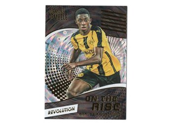 16-17 Panini Revolution On The Rise Fractal Ousmane Dembele