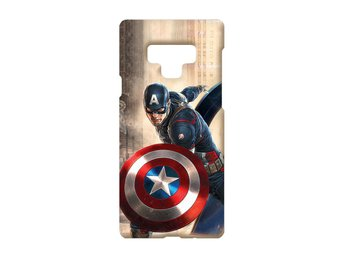 Captain America Samsung Galaxy Note 9 Skal