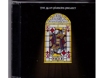 Alan Parsons Project: Turn of a Friendly Card - Remaster - CD