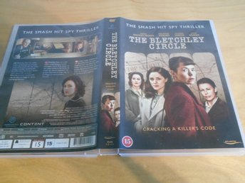 DVD - BLETCHLEY CIRCLE - 2 DISC